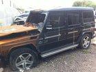 Уникальное foto Аварийные авто Mercedes Benz G-klass 34363348 в Москве