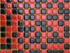 Фото в   Мозаика стеклянная Черная + Красная FL-S-031 в Москве 0