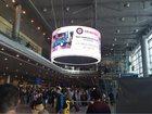 Фотография в   В центре пассажирского терминала московского в Москве 0