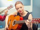 Изображение в   Уроки игры на гитаре, вокал, барабаны, фортепиано. в Москве 1000