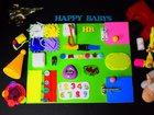 Смотреть изображение  Развивающие игрушки бизиборд в наличии и на заказ! 34994583 в Москве