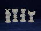 Смотреть foto Детские игрушки Гипсовые фигурки для раскрашивания Барбоскины 35244048 в Москве