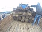 Изображение в Услуги компаний и частных лиц Разные услуги Утилизация деревянных шпал б/у 3 класс опасности, в Москве 1