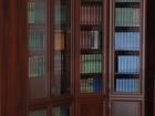 Просмотреть foto Мебель для гостиной Библиотека Бейкер-стрит новая 35643535 в Москве
