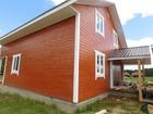 Фотография в Загородная недвижимость Загородные дома Новый дом из бруса 150 кв. м. общей площадью в Москве 2900000