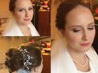 Уникальное фотографию  Идеальный свадебный макияж + прическа, Репетиция свадебного образа в подарок 36630455 в Санкт-Петербурге