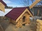 Новое foto  Строительство теплых домов из бревна, 36830537 в Нижневартовске