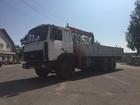 Изображение в   Продам манипулятор МАЗ (грузовой-бортовой) в Навашино 0