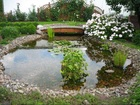 Просмотреть изображение Ландшафтный дизайн Пруд для разведения рыбы, Гарантия 37200965 в Москве