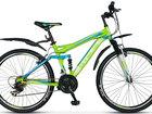 Изображение в Спорт  Велосипеды Двухподвесный велосипед Stels Voyager 26 в Москве 10300