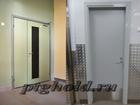 Фотография в Строительство и ремонт Двери, окна, балконы Межкомнатные двери в алюминиевым коробе, в Москве 0