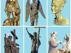 Фотография в   Я профессиональный скульптор, в моей коллекции в Москве 2000