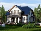 Фото в   Закажите строительство дома в компании «Удиви в Москве 0