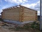 Скачать изображение  Срубы домов и бань, монтаж, крыши, фундаменты, 37834710 в Тюмени