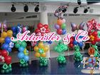 Скачать бесплатно foto Организация праздников Оформление воздушными шарами день рождения 37914986 в Москве