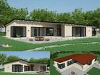 Изображение в Строительство и ремонт Строительство домов Одноэтажный деревянный дом из клееного бруса в Москве 3000000