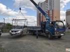 Изображение в   Круглосуточная эвакуация спецтехники, автопоездов, в Тольятти 1500