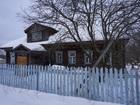 Увидеть фотографию  Бревенчатый дом в тихой деревне, на берегу реки, в зелёной зоне, 300 км от МКАД 38399675 в Москве