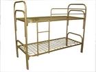 Уникальное фото Мебель для спальни Армейские кровати металлические, Кровати для казарм, бараков, тюрем 38405072 в Владивостоке