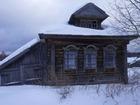 Смотреть изображение  Бревенчатый дом в тихой деревне, рядом с лесом, 200 км от МКАД 38429364 в Москве