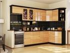 Просмотреть foto Кухонная мебель Кухня Сакура-3 Угловая 38437032 в Москве