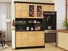 Увидеть foto Кухонная мебель Кухня Сакура-3, 2200, левая/правая 38526621 в Москве