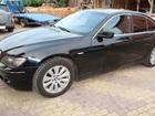 Изображение в   BMW 730i  2008г. в.   Седан, черный металлик в Москве 790000