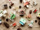 Новое foto  Елочные игрушки и сувениры из дерева, ручной работы 38568991 в Москве