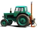 Скачать бесплатно фотографию  Тракторный буровой навес УБН-Т 38590878 в Санкт-Петербурге