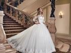 Уникальное изображение  Новое свадебное платье Ева Уткина 38648993 в Москве
