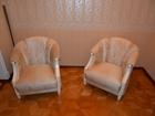 Новое изображение Мягкая мебель Два мягких кресла фабрики Turri модель Mira, Италия 38727824 в Москве