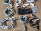 Свежее изображение Разное Набор кабелей для компьютера, телефона, сетевые оптом в наборе 38767961 в Москве