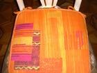Свежее фото Разное Коврики чехлы подстилки на молнии на стулья из Перу, стирающиеся 38768176 в Москве