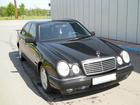 Седан Mercedes-Benz в Москве фото