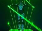 Фотография в   Продам реквизит для лазерного шоу Laser Man. в Москве 239000