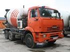 Свежее фото  Автобетоносмеситель КАМАЗ 6520-61 58149 Z 39472243 в Москве
