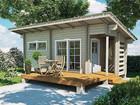 Уникальное изображение  Садовые домики из минибруса 39523149 в Пскове