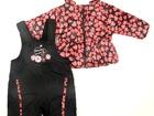 Скачать фотографию Детская одежда Зимне-демисезонная одежда дев 0-4 лет пакет/шт 39571113 в Москве