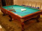 Смотреть фото  Бильярдные столы: продажи и обслуживание, новые и б\у 39664433 в Москве