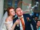 Новое foto Организация праздников Шоу мыльных пузырей на свадьбу 39690575 в Москве