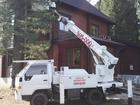 Просмотреть foto  Автовышка 15 метров в Томске метров в Томске 39807233 в Томске
