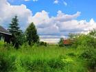 Уникальное изображение  Продажа земельного участка ИЖС в Егорьевском районе деревня Алёшино 39813742 в Егорьевске