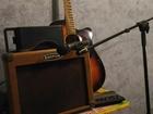 Уникальное изображение Разное Электроакустическая гитара, Комбик, 40046517 в Москве