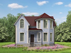Скачать бесплатно изображение  Новый теплый капитальный дом с газом и электричеством, рядом с озером 40052138 в Переславле-Залесском