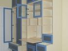 Увидеть фото Мебель для детей Стенка детская новая 8 предметов 40065913 в Москве