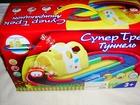 Свежее фото Детские игрушки Супер-Трек с туннелем Игровой набор со светом и звуком TongDe 40311360 в Москве