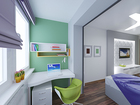 Просмотреть фото Дизайн интерьера Экспресс дизайн интерьера детской Москва и регионы - дистанционно 41465613 в Москве