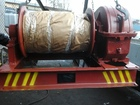 Скачать фото Кран Лебедка маневровая г/п 7 тонн ЛМ-71 с тросом 42952232 в Москве