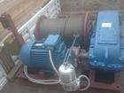 Скачать бесплатно foto Кран Лебедка маневровая электрическая г/п 2 тонны ЛМ-2 с тросом 42952902 в Москве