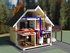 Уникальное фотографию  Пожарная сигнализация, электромонтаж, видеонаблюдение, освещение, инженерные коммуникации, 44927029 в Москве